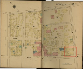Downtown and Vicinity-Dakin-Fire Insurance- 5-Map-1891
