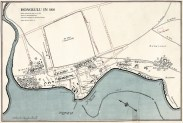 Downtown_Honolulu-sites-uses_noted-1870_roads_in_red-Map-1810
