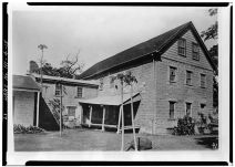 EAST REAR AND NORTH SIDE - Chamberlain House-(LOC)-1902