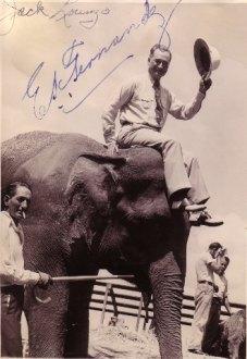 EK Fernandez & Elephant