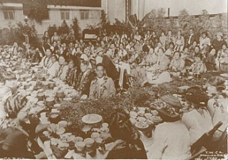 Early YWCA Luau-(YWCA)