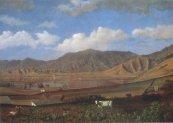 Enoch_Wood_Perry,_Jr._-_'Kualoa_Ranch,_Oahu',_oil_on_canvas,_c._1864-5