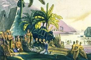 Hawai'i As Seen By An Artist In 1816