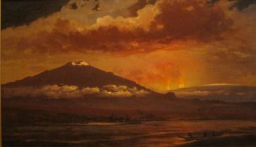 Eruption_of_Mauna_Loa,_November_5,_1889,_as_seen_from_Kawaihae_by_Charles_Furneaux