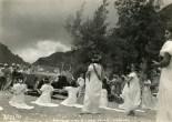 FDR in Hawaii-Hula at Kaaawa