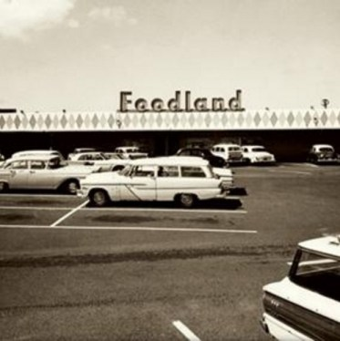 Foodland's 1st store at Market City-foodland