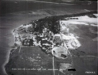 Fort Kamehameha, November 2, 1932