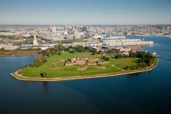 FortMcHenry_aerial