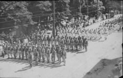 Funerals - Queen Liliuokalani - Procession, Nuuanu Avenue-PP-26-9-002
