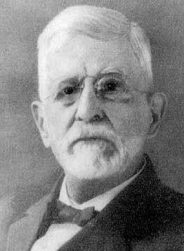 19991001 - George N. Wilcox. 1880? Press release photo.