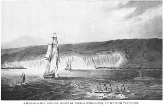 George_Vancouver-arriving_at_Kealakekua_Bay