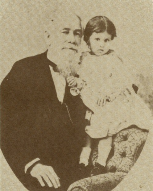 Godfrey Rhodes and his daughter-TGI