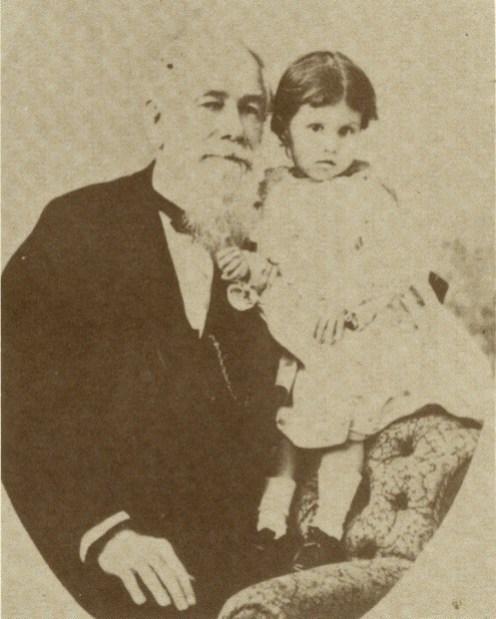 Godfrey Rhodes and his daughter-TGI