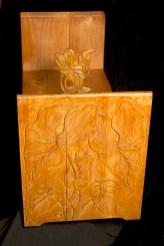 Gump's-anthurium-table