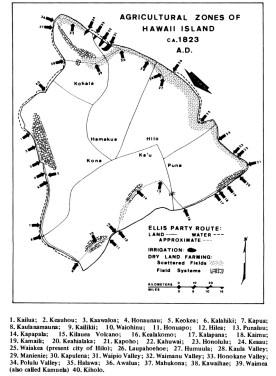 Hawaii Island 1823-Ellis-Newman