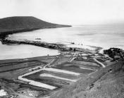 Hawaii Kai in a 1960 photo as Henry Kaiser was beginning development of the area