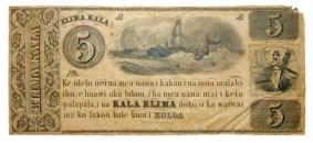 Hawaii_Banknote_5_Dollars_c_1839