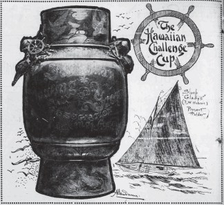 Hawaiian Challenge Cup-Advertiser Sept 6, 1903