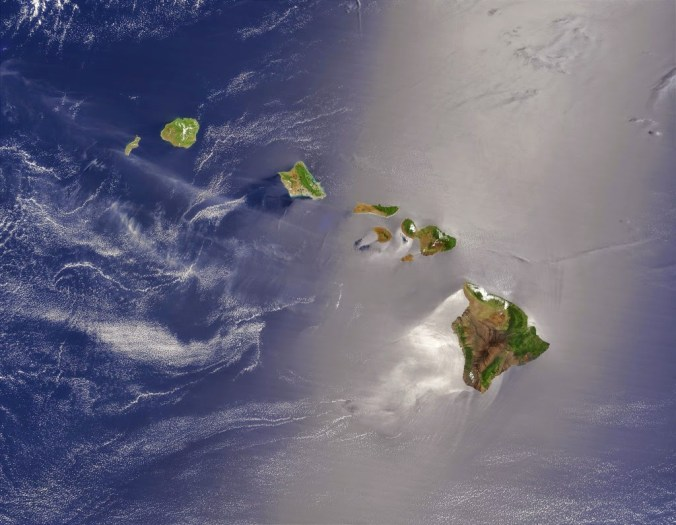 Hawaiian-Islands-NASA