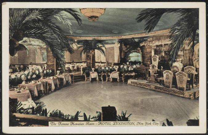 Hawaiian_Room_Hotel_Lexington ca1937