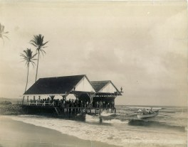 Hilo Landing, Hilo, Hawai'i, early 1890s
