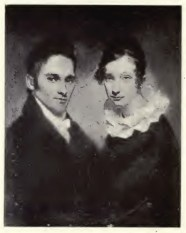 Hiram and Sybil Bingham-1819