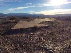 Historic Ariway Beacons-Bloomington Overlook in St. George, Utah