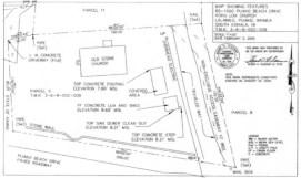 Hokuloa Church - Site Plan -NPS