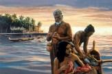Honaunau_Sunset-(HerbKane)