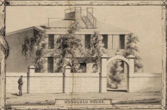 Honolulu Hale-gov't bldg of Kingdom -Paul_Emmert-1853