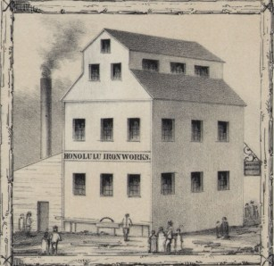 Honolulu Iron Works-1854