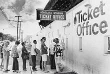 Honolulu Stadiuim-Ticket Office