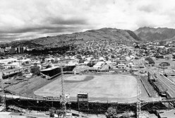 Honolulu Stadium, fondly known as the Termite Palace opened in Novmber 1926 until the early 1970s