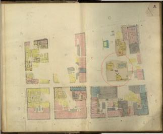 Honolulu and Vicinity-Dakin-Fire Insurance- 05-Map-1906-Former_Mills_Institute_Site-noted