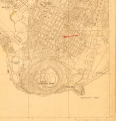 Honolulu_USGS_Quadrangle-Honolulu-1927-(portion_noting_Puu_O_Kaimuki)