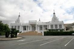 Honpa Hongwanji Buddhist Temple-Honpa Hongwanji Mission of Hawaii is located at 1727 Pali Highway