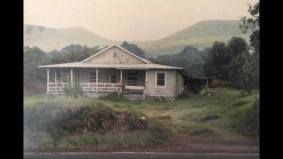 House before KTA commercial area developed