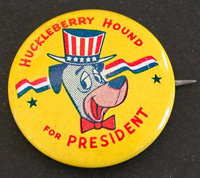 Huckleberry Hound for President