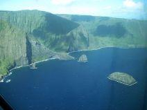 Huelo Okala Mokapu Islets Waikolu Valley North Shore, Molokai-Forest & Kim Starr