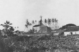 Hulihe'e Palace – Kailua-Kona