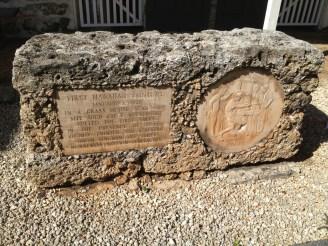 Honolulu-Mission-Houses-Press-Sign