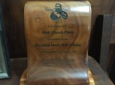 Haili Award-Hawaiian Music Hall of Fame