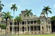 Iolani_Palace-windows_whited_out_in_area_where_Quenn_Liliuokalani_was_held-(WC)