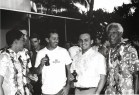 Jackie Eberle, Robert August, Dick Metz, Nat Norfleet and Duke Kahanamoku-McCullough-1965