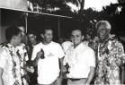 Jackie Eberle, Robert August, Dick Metz, Nat Norfleet and Duke Kahanamoku-McCullough-1965