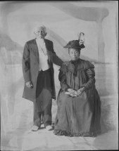 James Hunnewell Kekela (1824–1904) and wife Naomi Kaenaokane Maka Kekela (1826–1902)-PP-74-8a-014