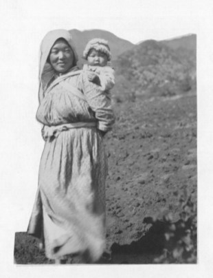 Japanese Woman and Child-PP-46-9-011