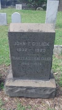 JohnThomasGulick gravestone-MissionHousesCemetery