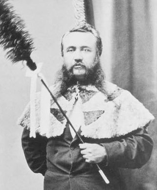 John_Adams_Cummins_as_kahili_bearer