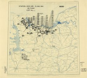 June_8,_1944-Normandy-Situation-Map-LOC
